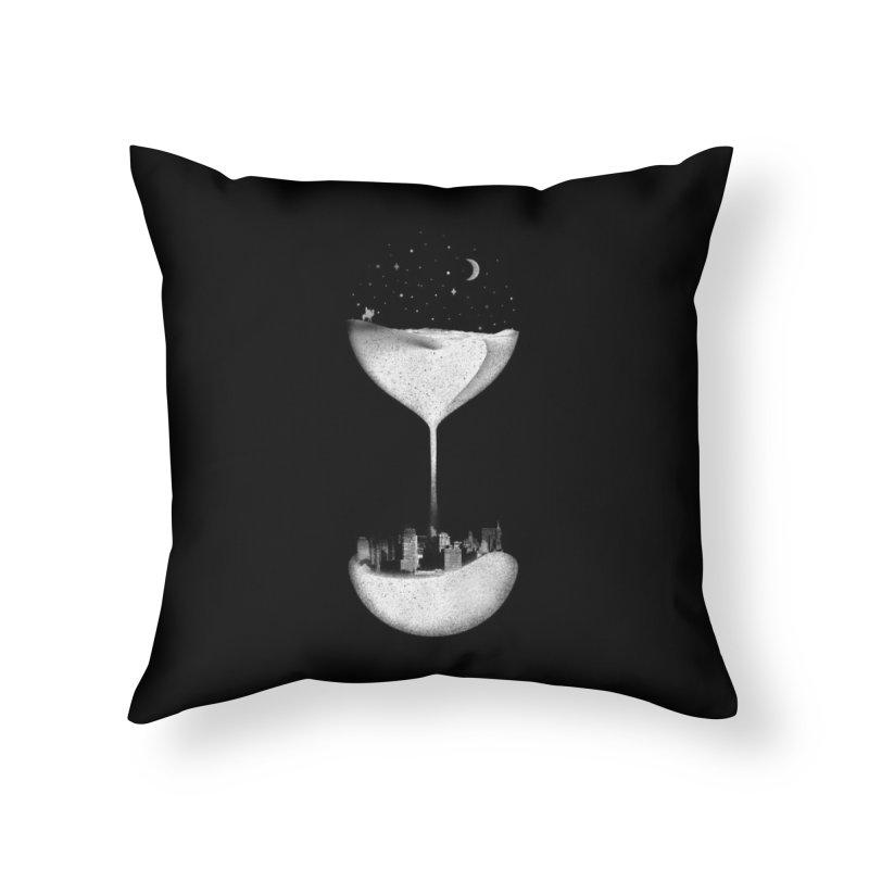 Time Travels Home Throw Pillow by Arrivesatten Artist Shop