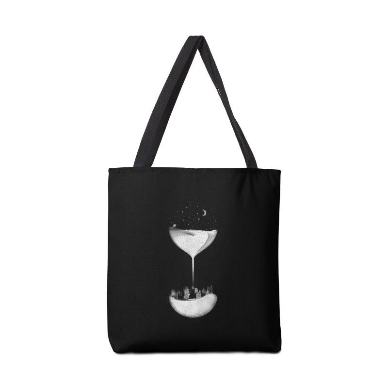 Time Travels Accessories Bag by Arrivesatten Artist Shop