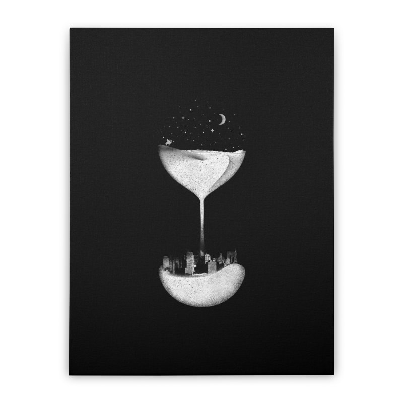 Time Travels Home Stretched Canvas by Arrivesatten Artist Shop