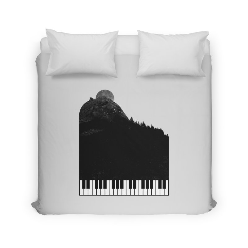 Sound Of Nature Home Duvet by Arrivesatten Artist Shop