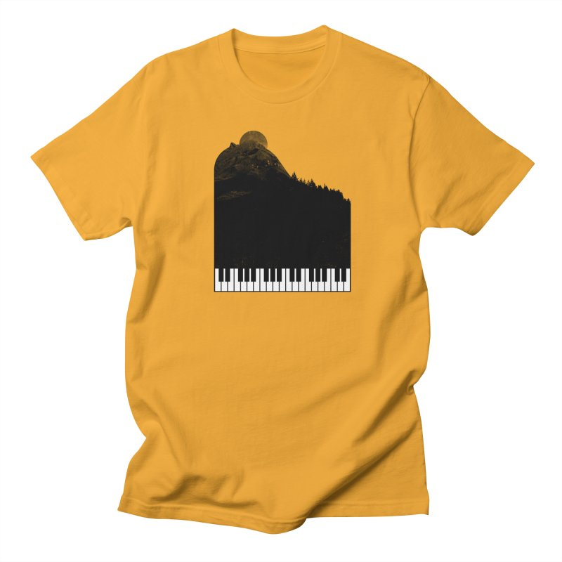 Sound Of Nature Men's T-Shirt by Arrivesatten Artist Shop