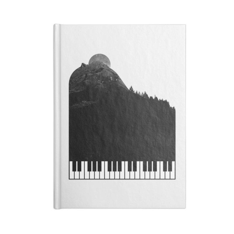 Sound Of Nature Accessories Notebook by Arrivesatten Artist Shop