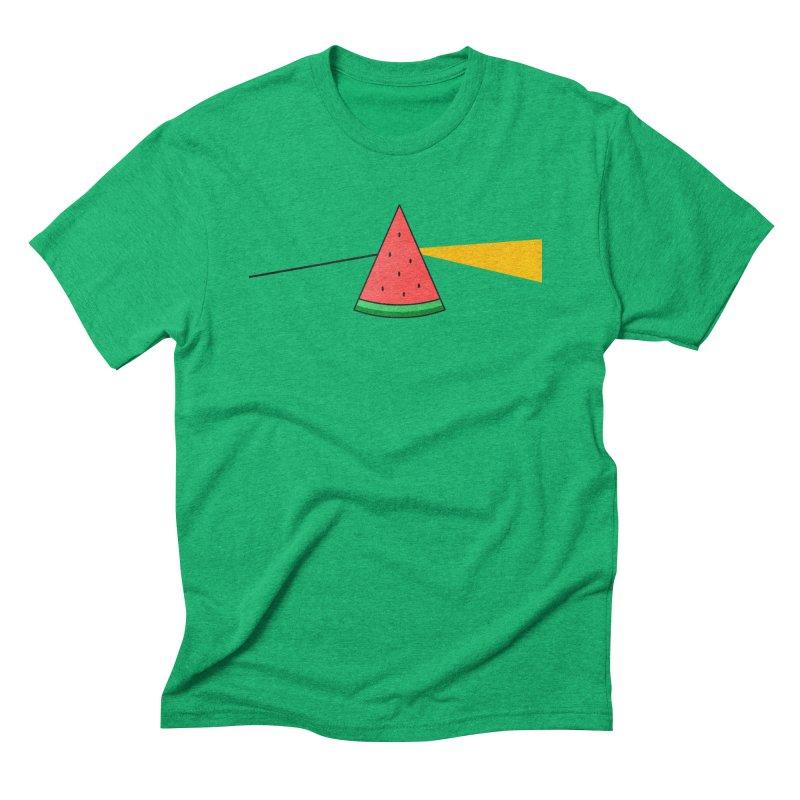 Summer Is Coming in Men's Triblend T-shirt Tri-Kelly by Arrivesatten Artist Shop