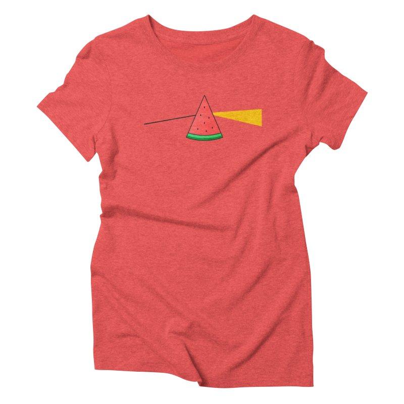 Summer Is Coming Women's Triblend T-shirt by Arrivesatten Artist Shop