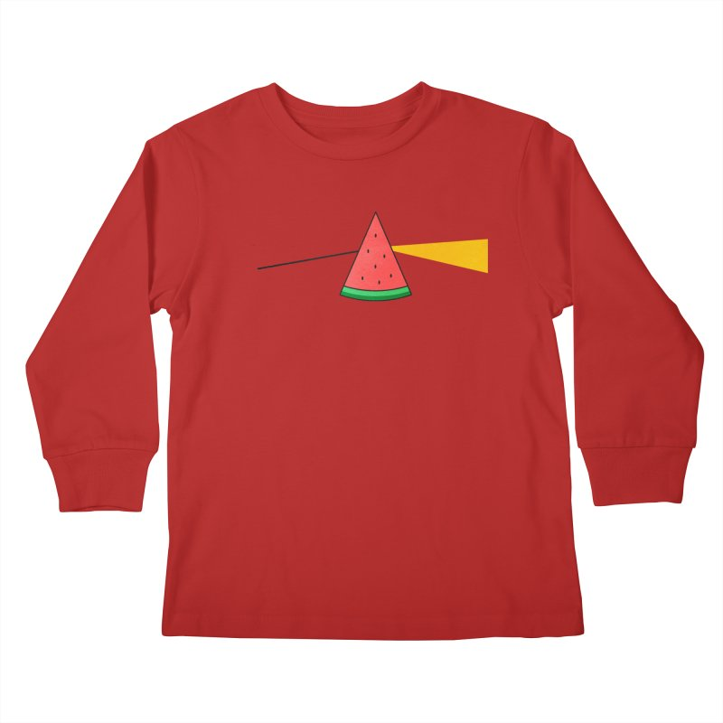 Summer Is Coming Kids Longsleeve T-Shirt by Arrivesatten Artist Shop