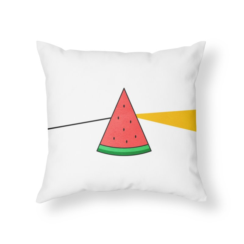 Summer Is Coming Home Throw Pillow by Arrivesatten Artist Shop