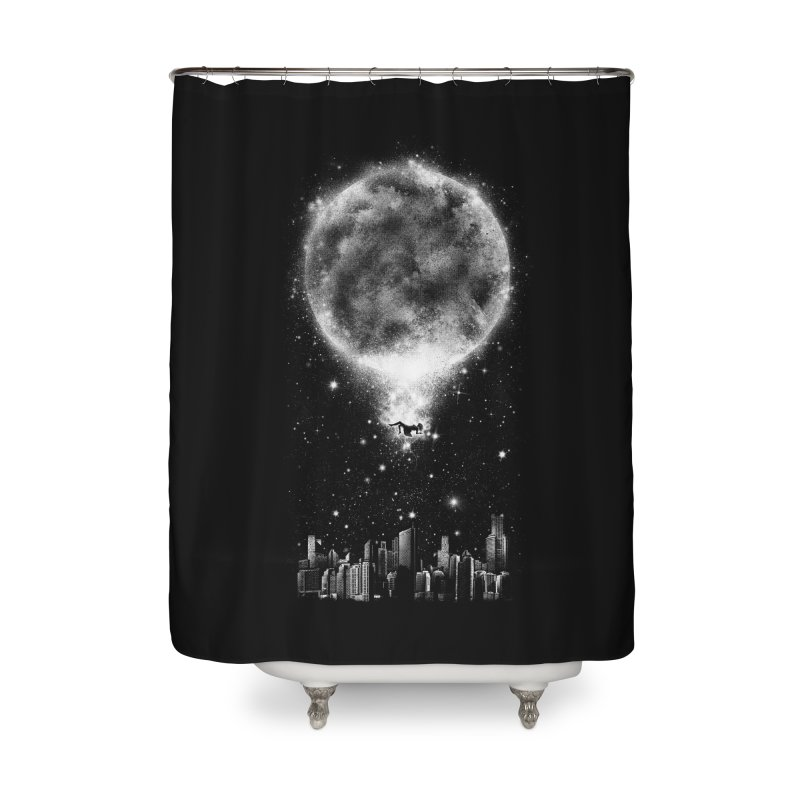 Take Me Back Home Home Shower Curtain by Arrivesatten Artist Shop