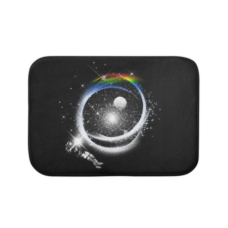 Brightest Hope Home Bath Mat by Arrivesatten Artist Shop
