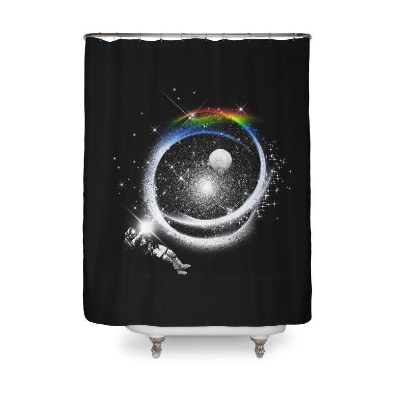 Brightest Hope Home Shower Curtain by Arrivesatten Artist Shop