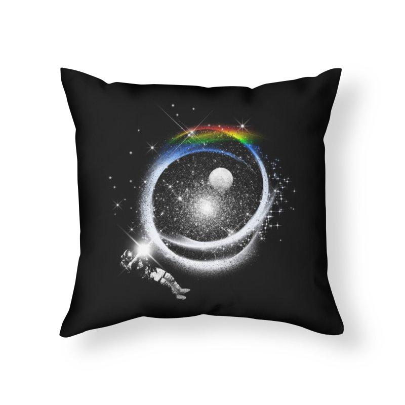 Brightest Hope Home Throw Pillow by Arrivesatten Artist Shop
