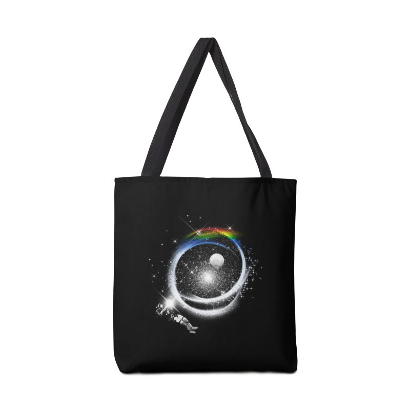 Brightest Hope Accessories Bag by Arrivesatten Artist Shop
