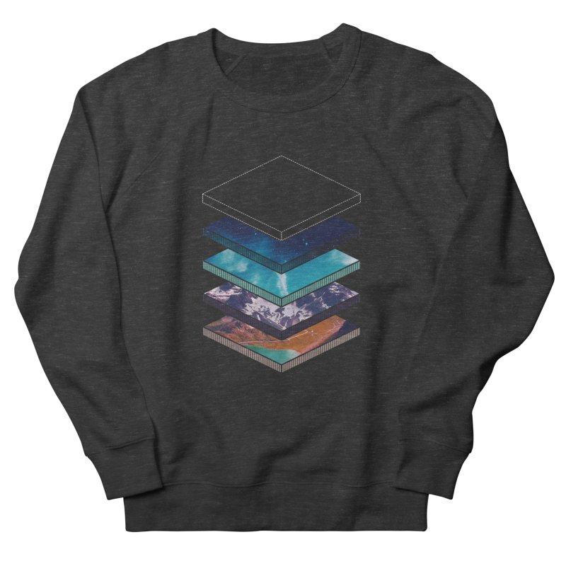 Layers Men's Sweatshirt by Arrivesatten Artist Shop