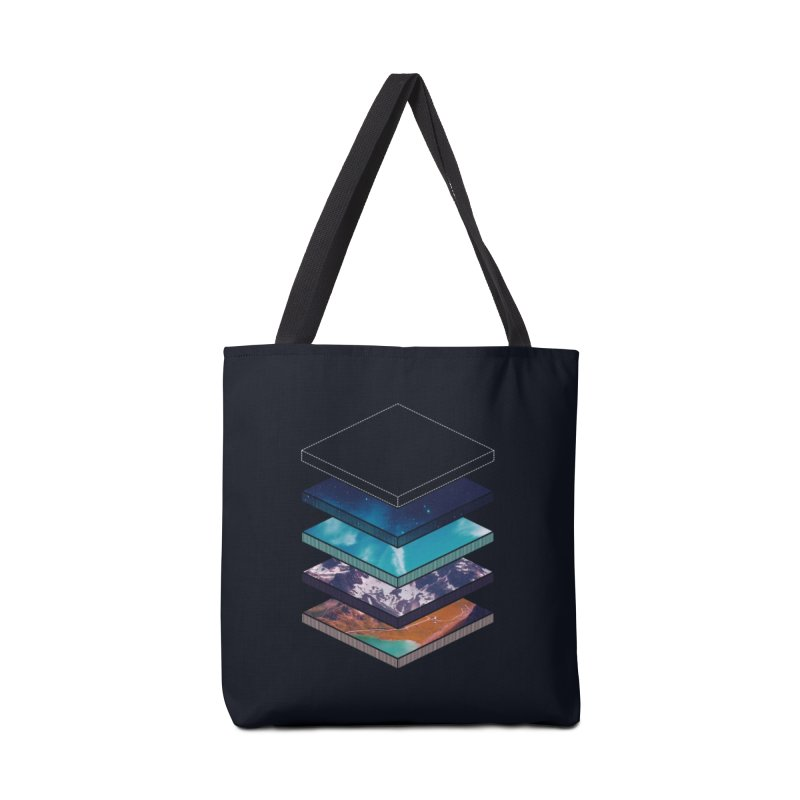 Layers Accessories Bag by Arrivesatten Artist Shop