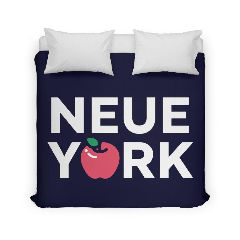 The Big Apple Home Duvet by Arrivesatten Artist Shop