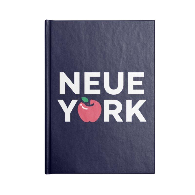The Big Apple Accessories Notebook by Arrivesatten Artist Shop