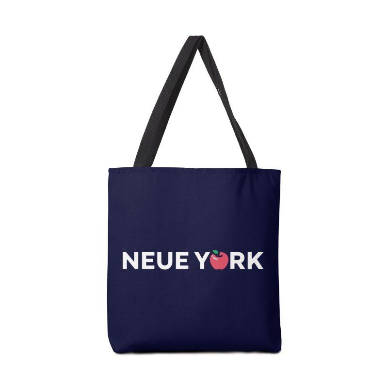 The Big Apple Accessories Bag by Arrivesatten Artist Shop
