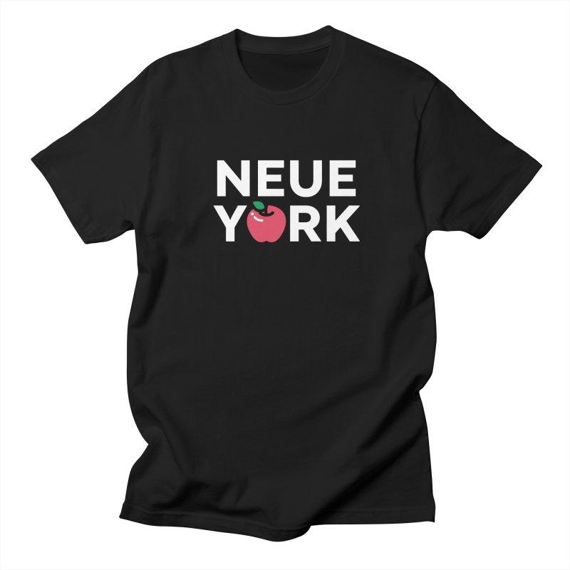 The Big Apple Men's T-Shirt by Arrivesatten Artist Shop