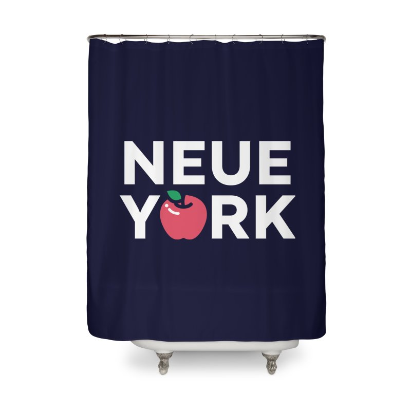 The Big Apple Home Shower Curtain by Arrivesatten Artist Shop