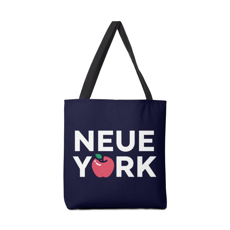 The Big Apple Accessories Bag by Arrivesatten Artist Shop