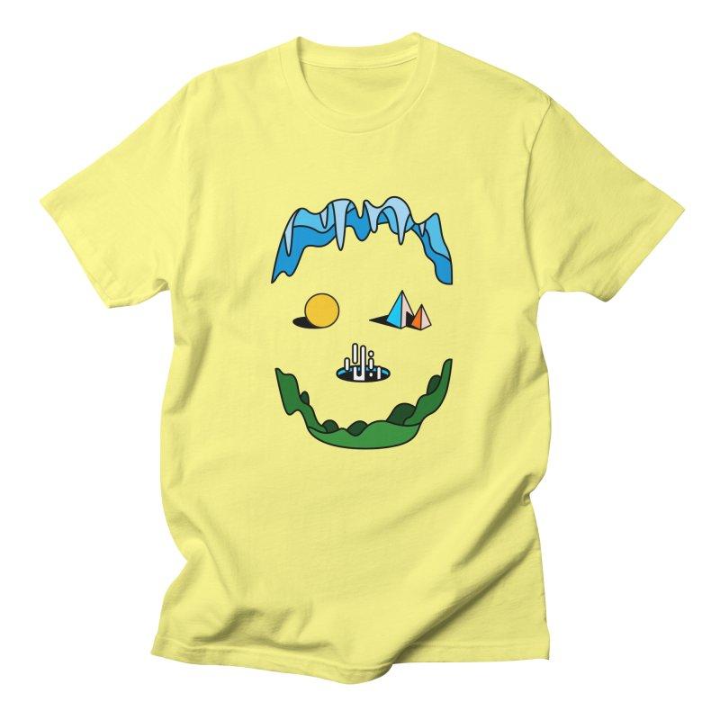 Skull Men's T-Shirt by Arrivesatten Artist Shop