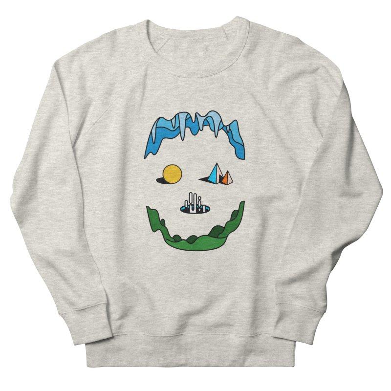 Skull Men's Sweatshirt by Arrivesatten Artist Shop