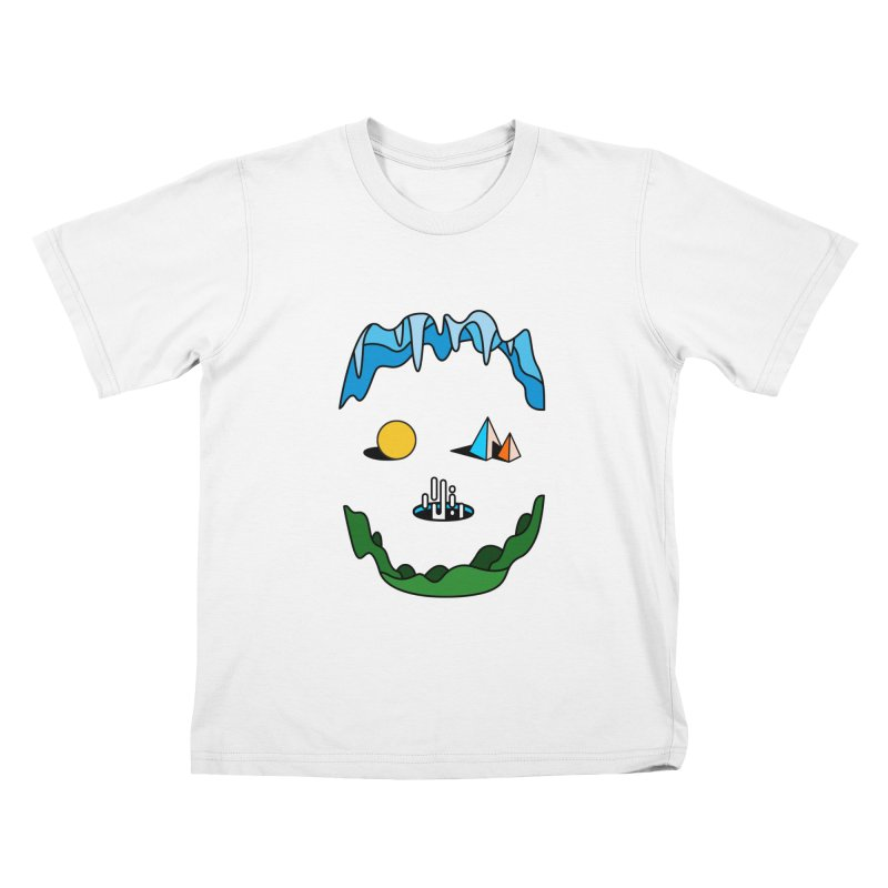 Skull Kids T-Shirt by Arrivesatten Artist Shop