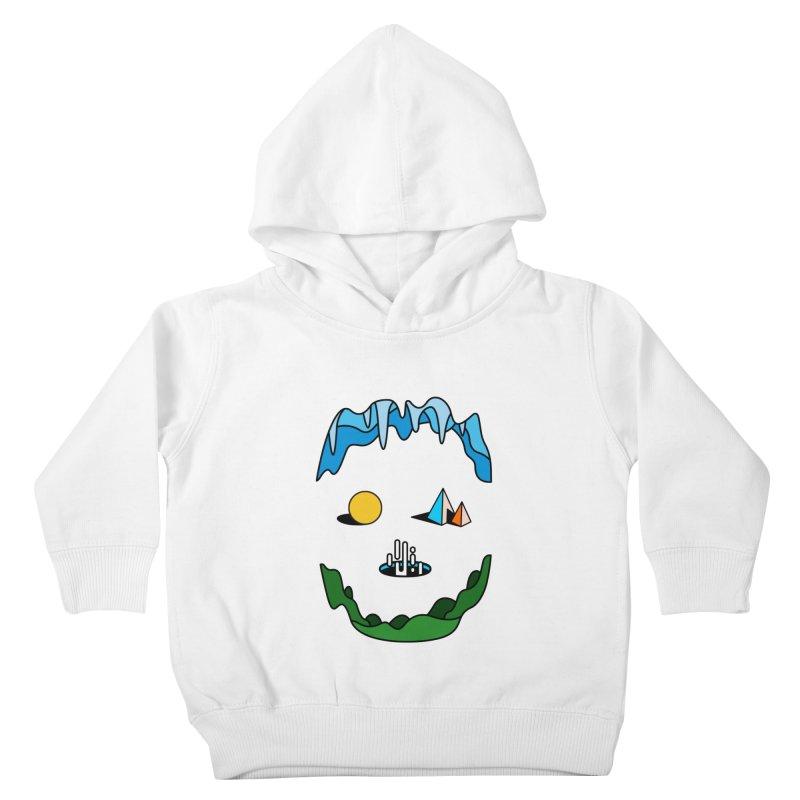 Skull Kids Toddler Pullover Hoody by Arrivesatten Artist Shop