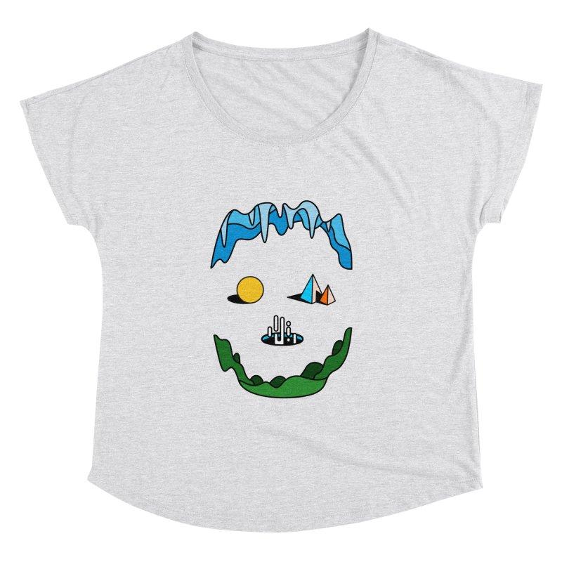 Skull Women's Dolman by Arrivesatten Artist Shop