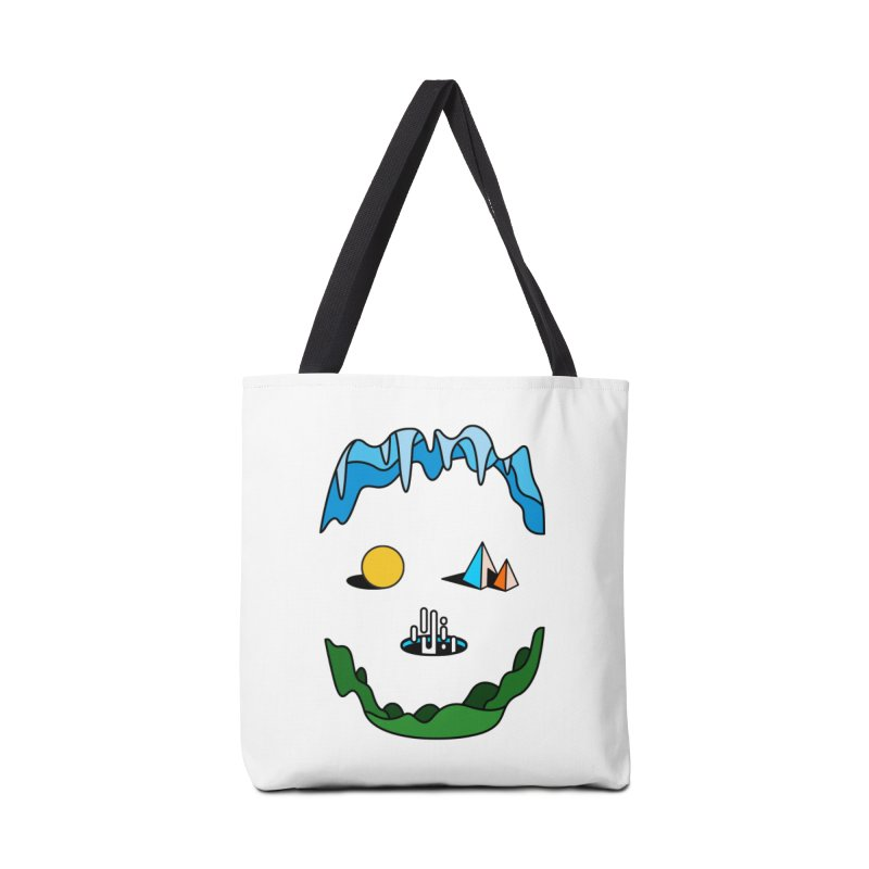 Skull Accessories Bag by Arrivesatten Artist Shop
