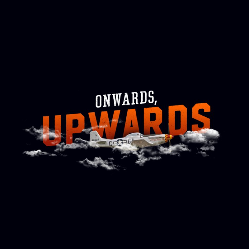Onwards, Upwards by Arrivesatten Artist Shop