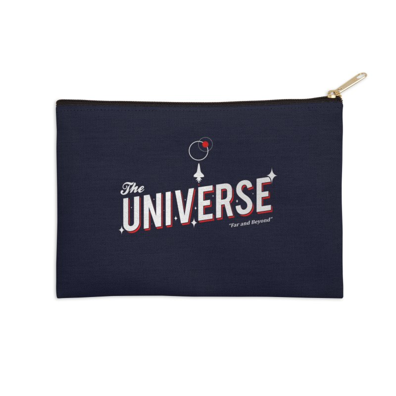 Voyage Accessories Zip Pouch by Arrivesatten Artist Shop