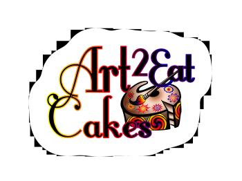 art2eatcakes's Artist Shop Logo