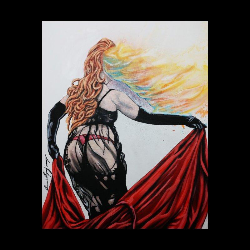 Fire Made Flesh by art87jr's Shop