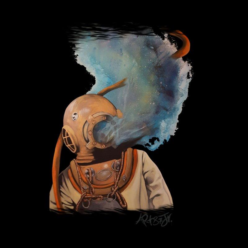 Diver 1 by art87jr's Shop