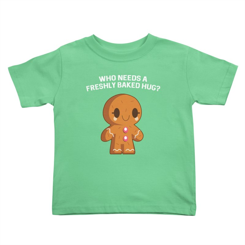 Freshly Baked Hugs Kids Toddler T-Shirt by My Shirty Life