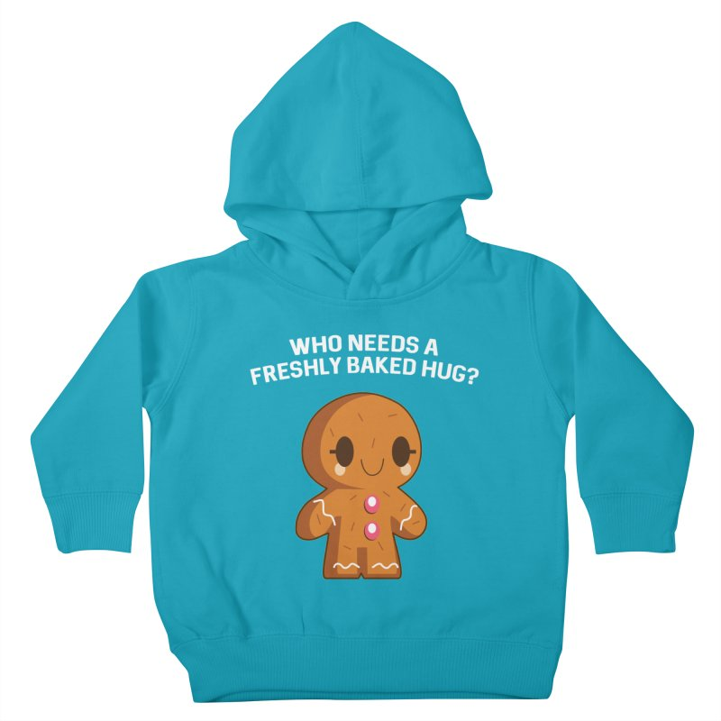 Freshly Baked Hugs Kids Toddler Pullover Hoody by My Shirty Life