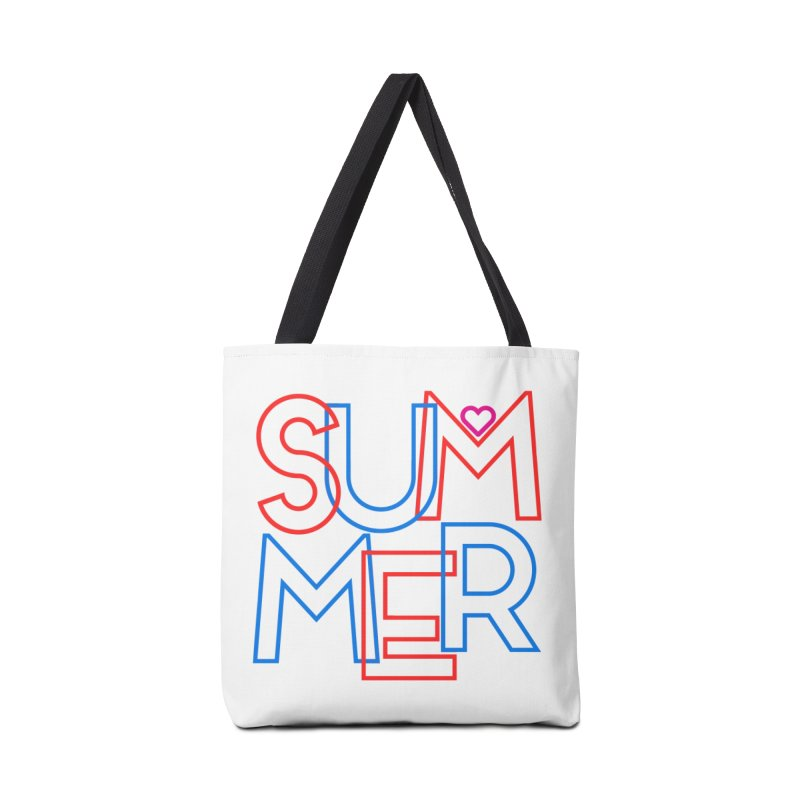 Summer Love Accessories Tote Bag Bag by My Shirty Life