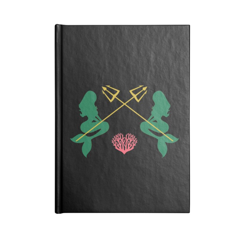 Siren Sisters Accessories Notebook by My Shirty Life