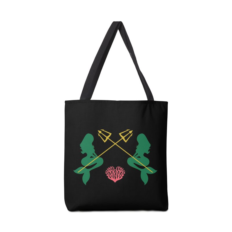 Siren Sisters Accessories Tote Bag Bag by My Shirty Life