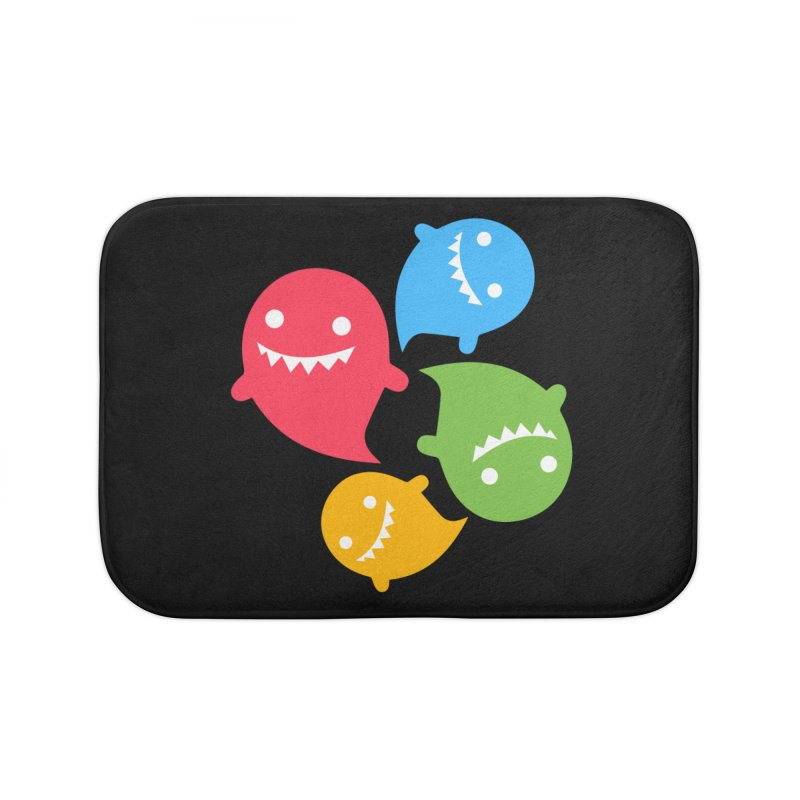 Rainboos Home Bath Mat by My Shirty Life