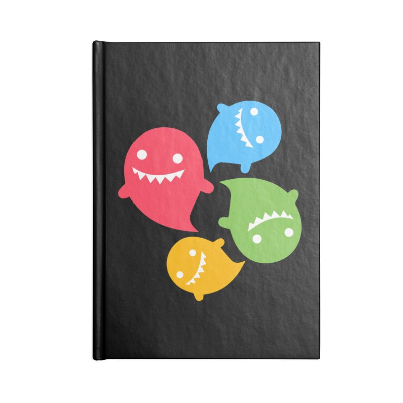 Rainboos Accessories Notebook by My Shirty Life