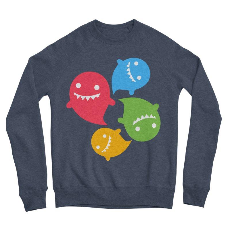 Rainboos Men's Sponge Fleece Sweatshirt by My Shirty Life