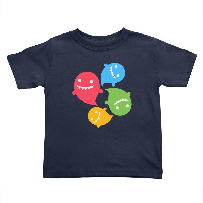 Rainboos Kids Toddler T-Shirt by My Shirty Life