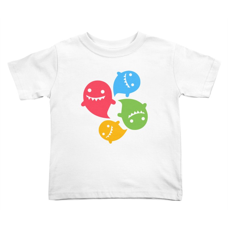 Rainboos Kids Toddler T-Shirt by My Shirty Life