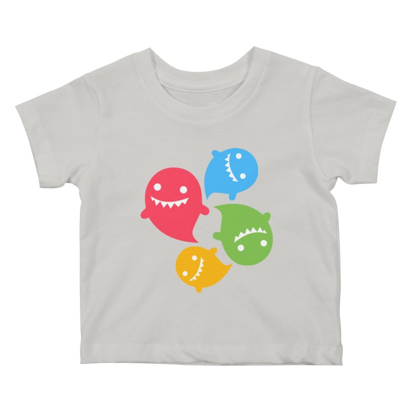Rainboos Kids Baby T-Shirt by My Shirty Life