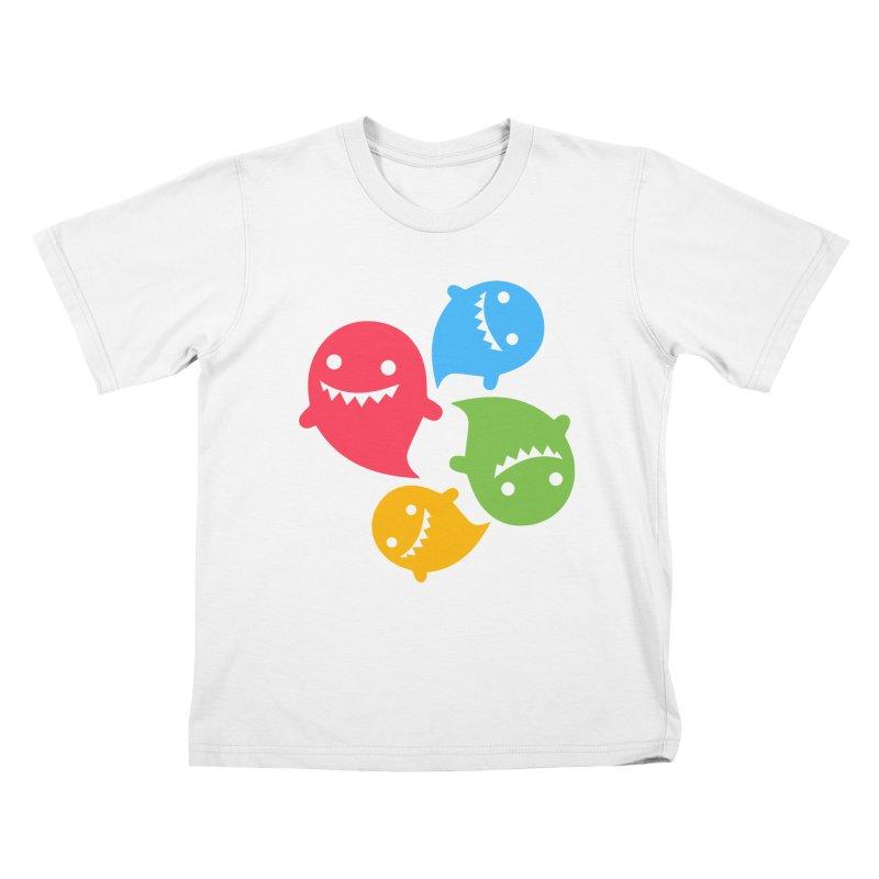 Rainboos Kids T-Shirt by My Shirty Life