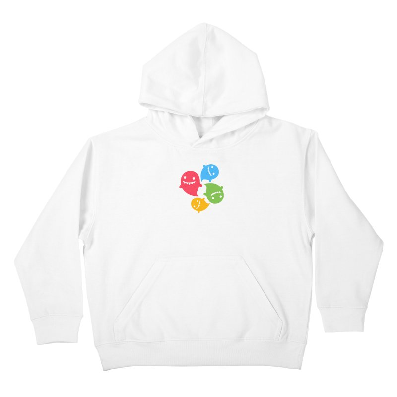 Rainboos Kids Pullover Hoody by My Shirty Life