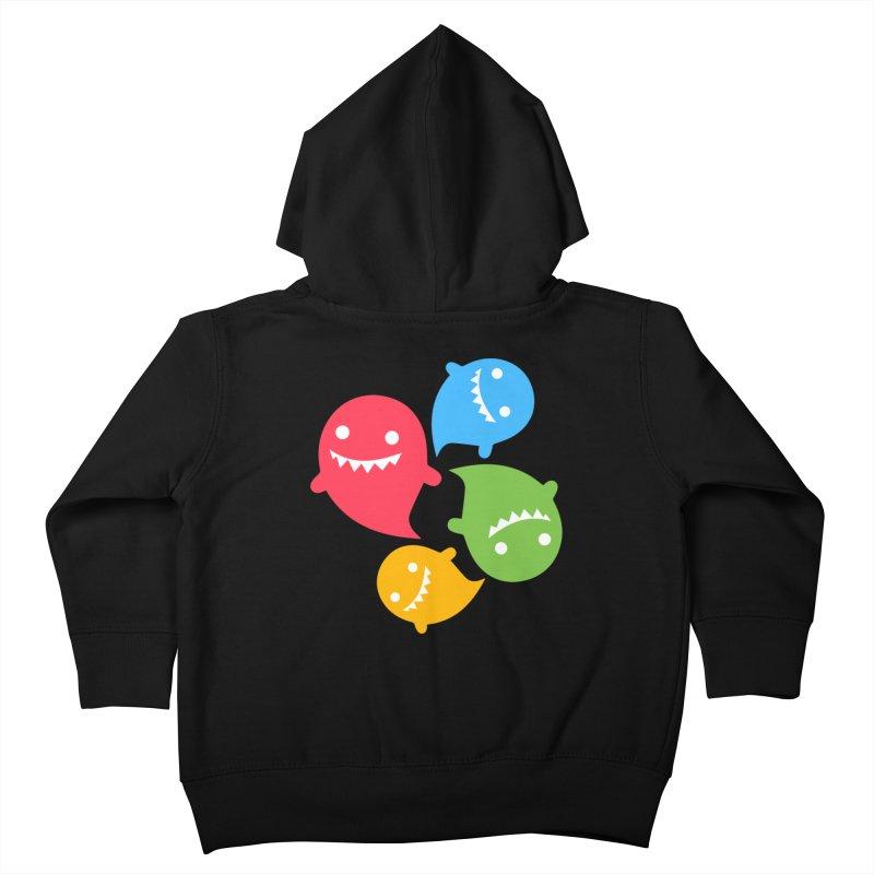 Rainboos Kids Toddler Zip-Up Hoody by My Shirty Life