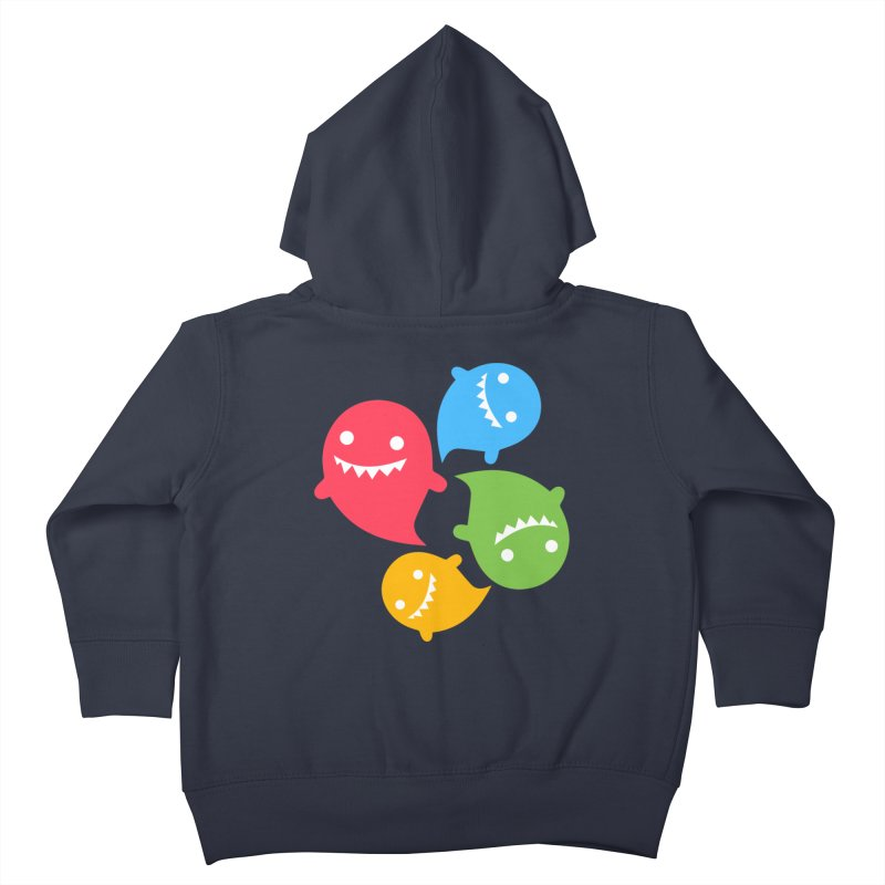 Rainboos Kids Toddler Zip-Up Hoody by My Shirty Life