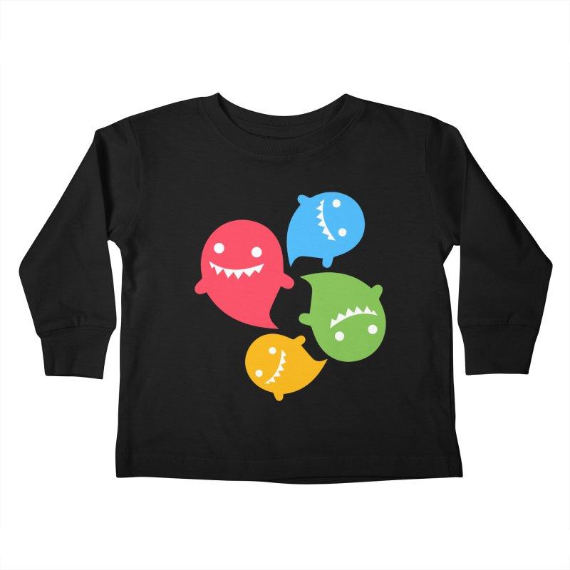 Rainboos Kids Toddler Longsleeve T-Shirt by My Shirty Life